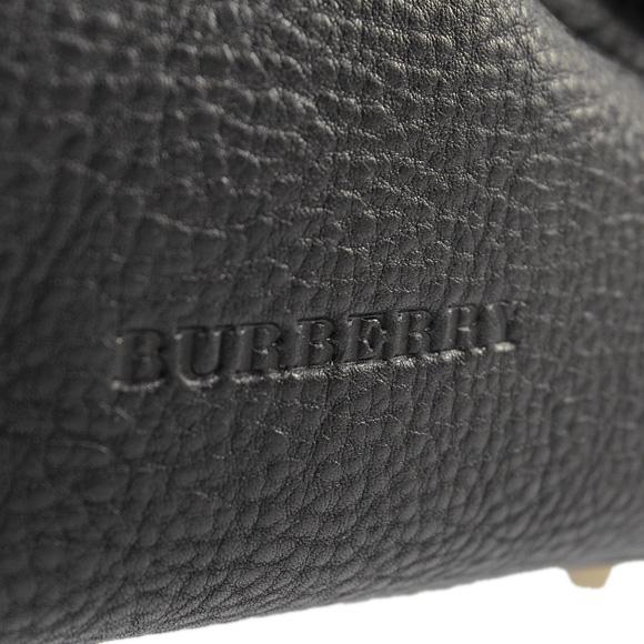 BURBERRY/버 버 리 가방 여성용 2WAY 핸드/숄더백 블랙 LL SM MAIDSTONE 3963675 IVK 0010T BLACK
