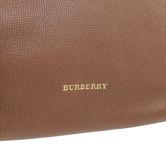 Burberry BURBERRY bags ladies tote bag than brawn SM CANTERBURY 3982447 HHL:COCA 2160T TAN
