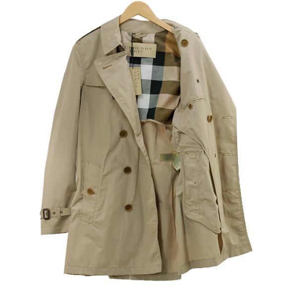 버 버 리 BURBERRY 코트 남성 트렌치 코트 BRITTON 짙은 회갈색 3873051 AAZUS 25200 TAUPE