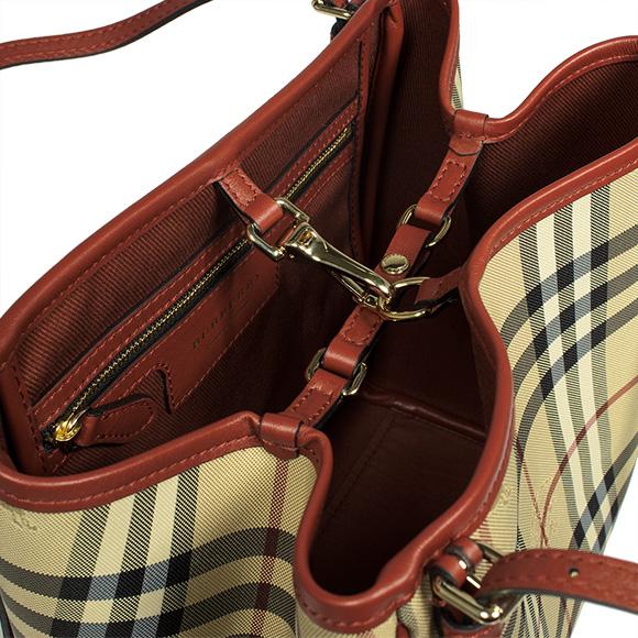 burberry bag strap