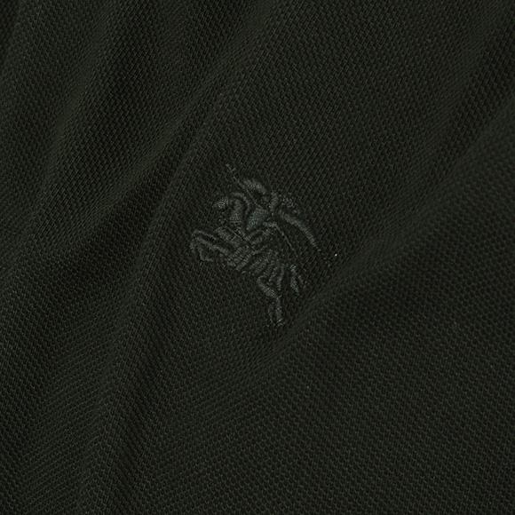 버 버 리 BURBERRY 남성 폴로 셔츠 블랙 OXFORD 4010695 ABOWN 00100 BLACK
