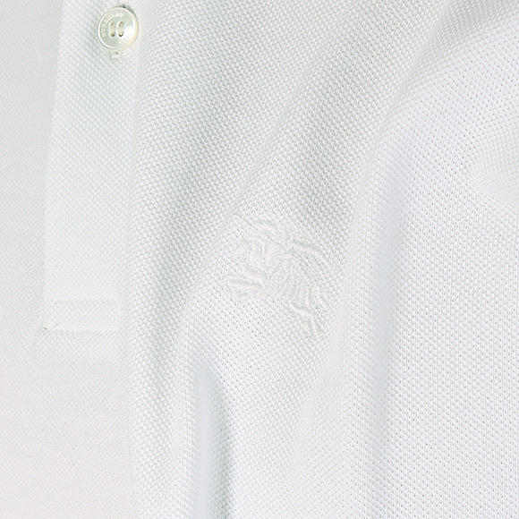 Burberry BURBERRY men's tops polo shirt White OXFORD 3955994 ABOWN 10,000 WHITE