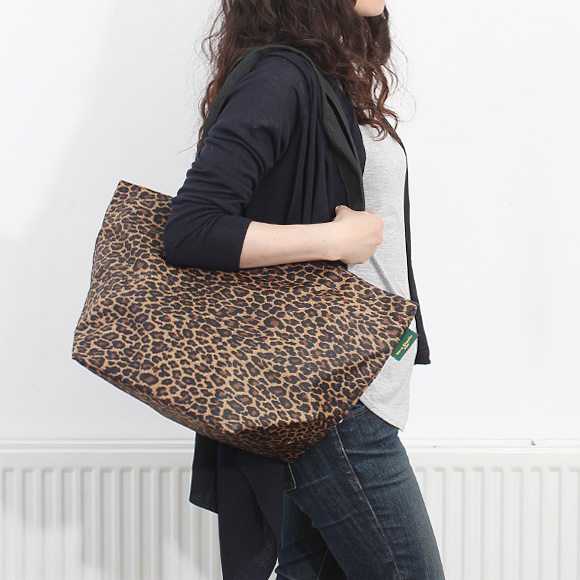 Erbeshaprie Herve Chapelier-boat tote bags L Le for CABAS BAG Panther 925F 2 colors