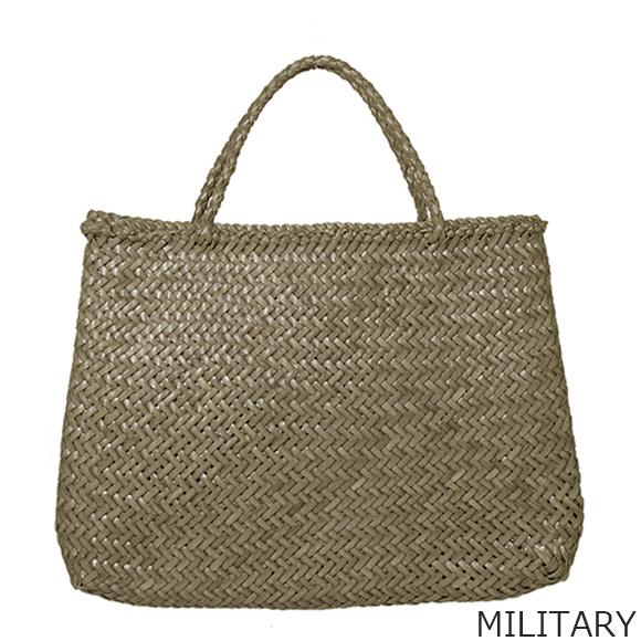 Dragon defu John DRAGON DIFFUSION bag ladies bag leather mesh that SOPHIE BIG (SHORT HAND) 8099-SH cagobag