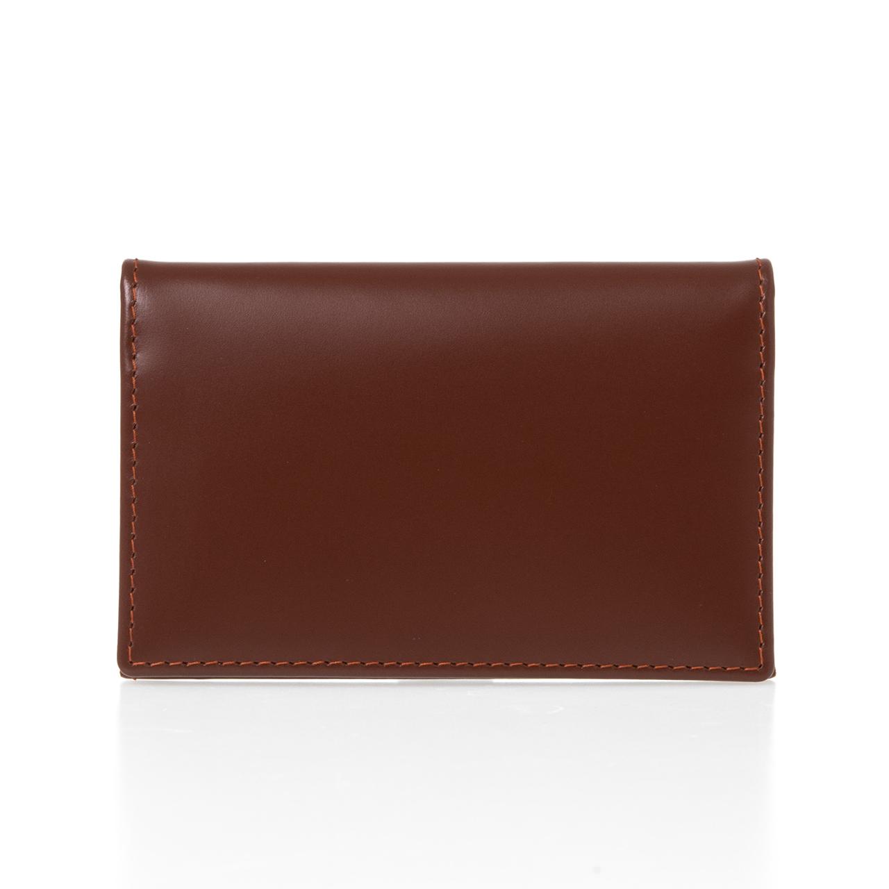 Ettinger Men Card Case Havana Brown Brei Dollar Leather Visiting Bh143jr Bridle Hide Collection