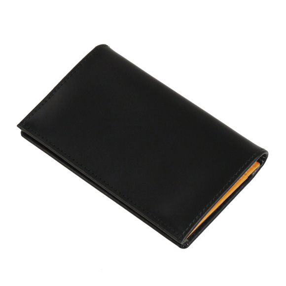 エッティンガー BRIDLE CARD CASE 143JR BLACK 명함 ETTINGER 응하지 ぃ 않지만 ー エッティンガ-fs3gm