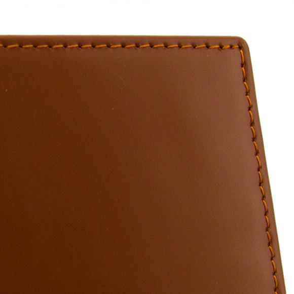 Ettinger Wallet Men Folio Money Clip Havana Brown Brei Dollar Leather Bh787ajr