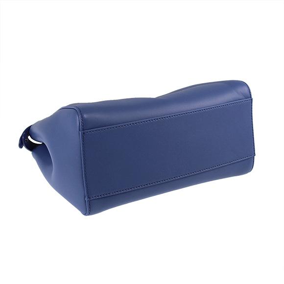 Fendi Peekaboo Neon Blue