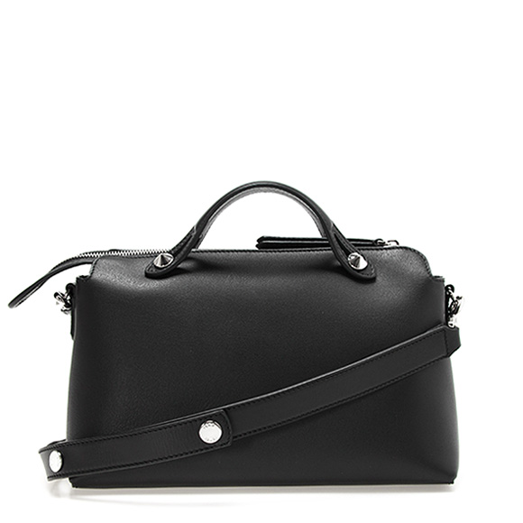 e99670f865a4 Fendi by FENDI bag BY THE WAY  BTW  women s 2-WAY Handbag Black 8 BL124 1D5  F0GXN BLACK