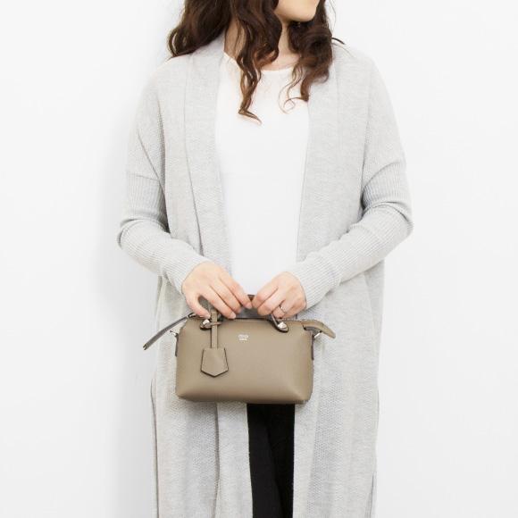 Fendi by FENDI bag BY THE WAY MINI [BTW mini] women's 2-WAY shoulder bag taupe 8 BL135 1D5 F0NJ3 TORTORA