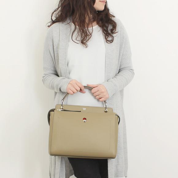 Fendi Dotcom Shoulder Bag