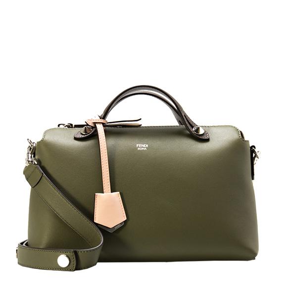 Fendi FENDI bag lady 2WAY handbag BY THE WAY MEDIUM  visor way  olive  8BL124 5QJ F14QD EQUATORE+PLASTER+MULTICOLOR b922c7a846b0a