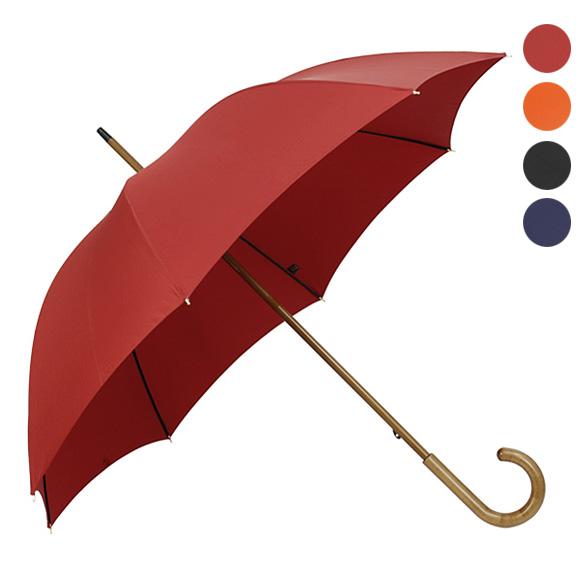 フォックスアンブレラズ FOX UMBRELLAS 傘 WLS3 レディース長傘 [全4色] ASSORTED MAPLE HARDWOOD HANDLES 【国内配送P】【レイングッズ】【英国】