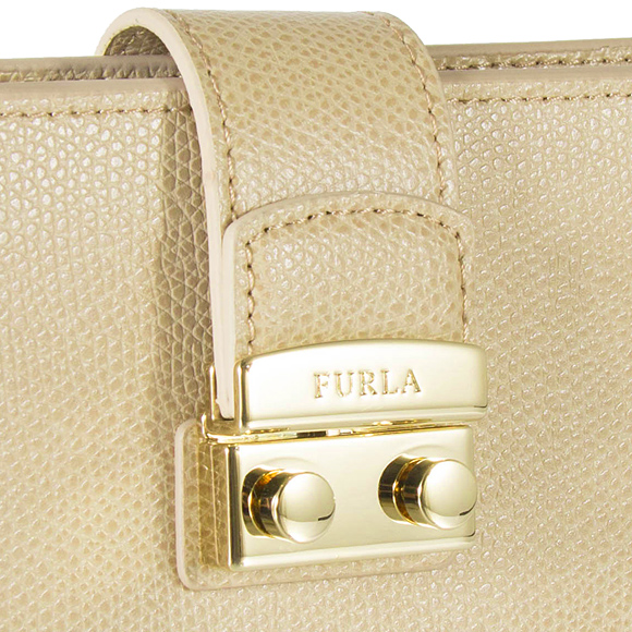 furura FURLA钱包首都女士长钱包METROPOLIS XL ZIP AROUND PR73 ARE[全2色]