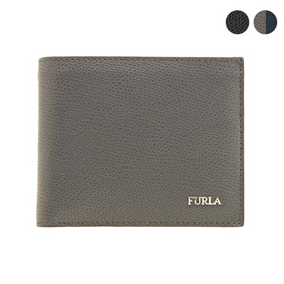 フルラ FURLA 財布 メンズ 二つ折り財布(小銭入れ付) MARTE M BIFOLD COIN [マルテ M バイフォールド コイン] PNWAPT00 ATT [全2色]