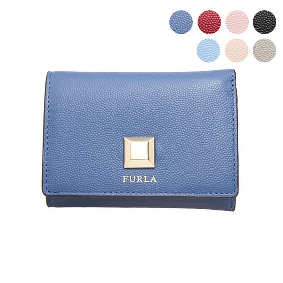 フルラ FURLA 財布 レディース 三つ折り財布 FURLA MIMI' S TRI-FOLD PNMBPBP1 Q2600Z [全7色]
