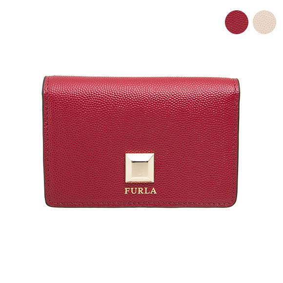 フルラ FURLA 財布 レディース カードケース/コインケース FURLA MIMI' S BUSINESS CARD CASE PNMBPBP0 Q2600Z [全3色]