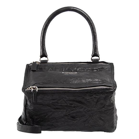レディース 2WAYショルダーバッグ GIVENCHY ジバンシィ バッグ BLACK SMALL PANDORA 001 5251 黒 [パンドラスモール] ブラック BB0 004