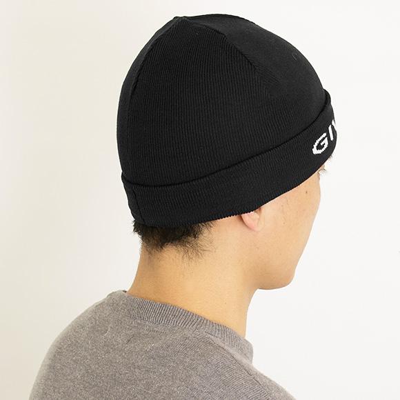 8104f8f2f7a ジバンシィ GIVENCHY hat men knit hat black black BPZ 007 4Y13 004 BLACK WHITE