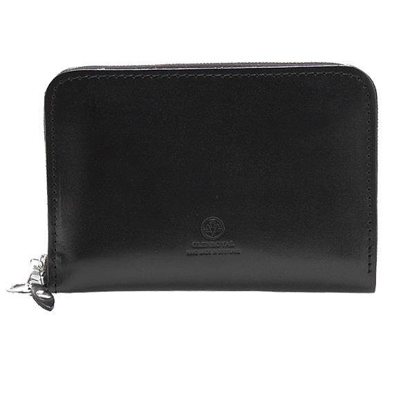 グレンロイヤル GLENROYAL 財布 ラウンドファスナー財布 ブラック 黒 PURSE with 5 POCKETS 03-5587 BLACK【英国】【母の日】