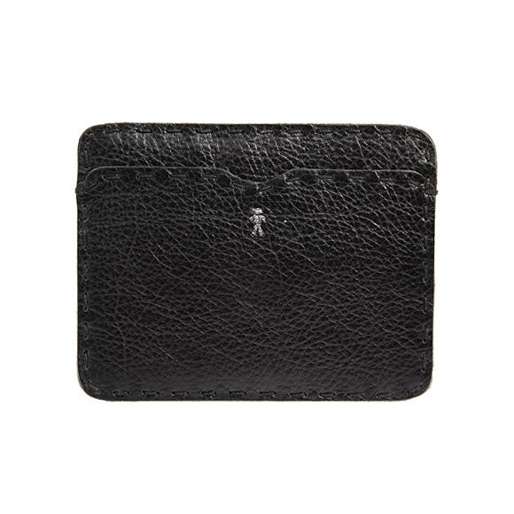 エンリーベグリン HENRY BEGUELIN カードケース ブラック 黒 CLAUDIO PP0051 790 NEW LUX NERO【母の日】
