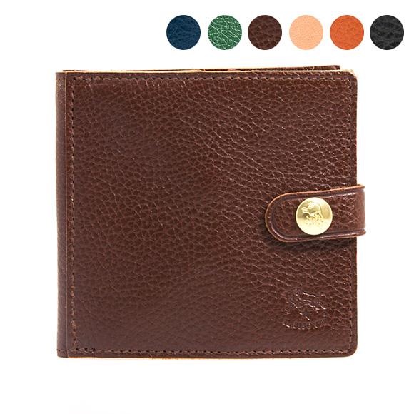 イルビゾンテ IL BISONTE 財布 二つ折り財布 C0508 P [全6色]