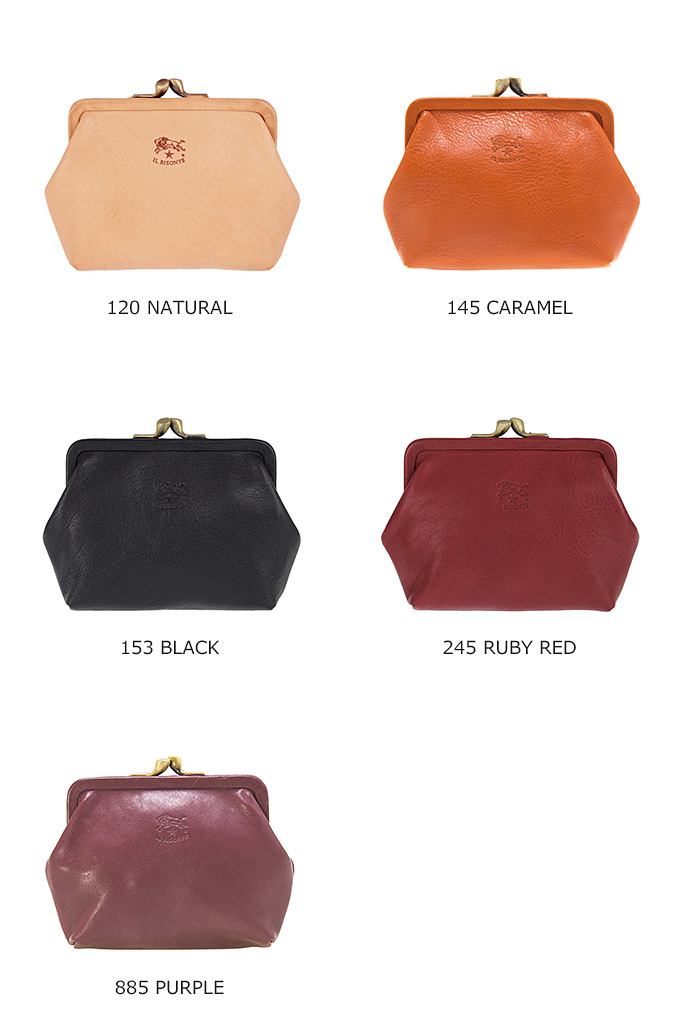Ilbizonte IL BISONTE purses coin purse C0401 P [all colors]