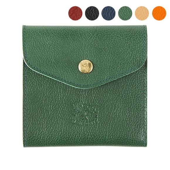 イルビゾンテ IL BISONTE 財布 二つ折り財布 C0424 P [全7色]