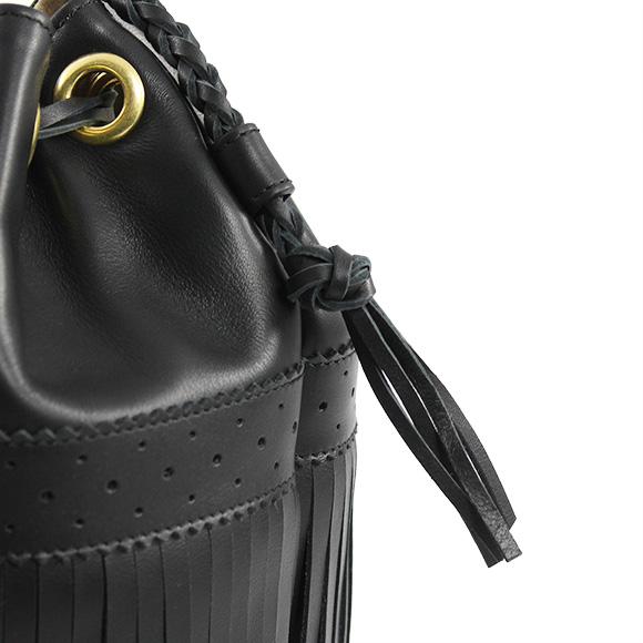 ジェイアンドエムデヴィッドソン J&M DAVIDSON レディース ショルダーバッグ L CARNIVAL ブラック 黒 815 7314 9990 BLACK 【英国】