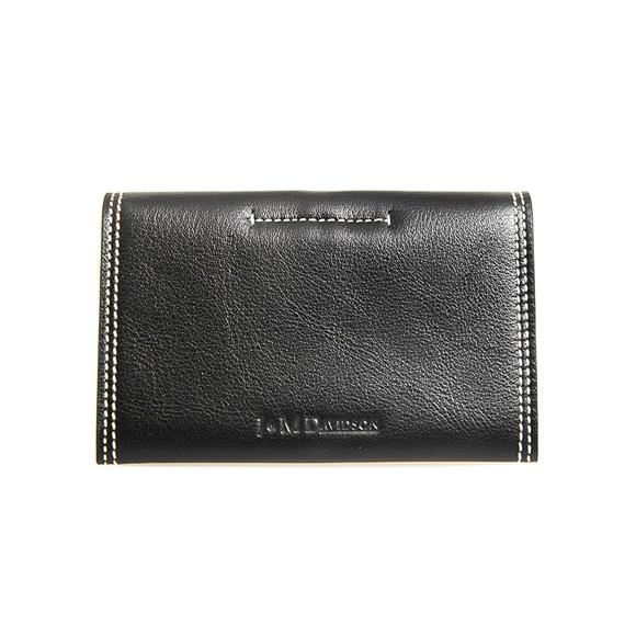 ジェイアンドエムデヴィッドソン J&M DAVIDSON レディース カードケース ブラック FOLD OVER CARD HOLDER 10229N 7314 9990 BLACK【英国】