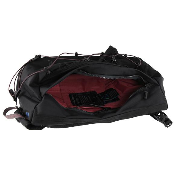 Krettalmusen KLATTERMUSEN backpack 9 l KRAKA PACK [Clark] outdoor black 4027 00 EBONY