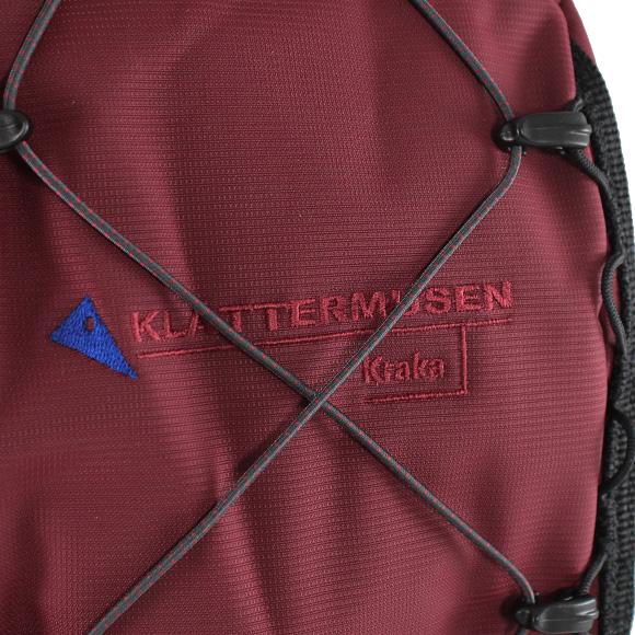 Krettalmusen KLATTERMUSEN 背包 9l 卡拉包 [克拉克] 户外暗红色 4027 01 烧赤褐色