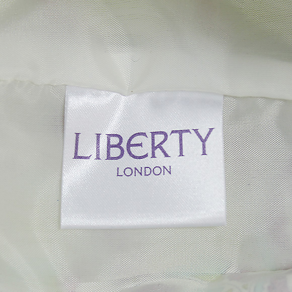 LIBERTY OF LONDON/리버티 오브 런던 가방 그린 SHRE/1440002 LANDSCAPE PVC SHOPPER MAUVERINA PRINT