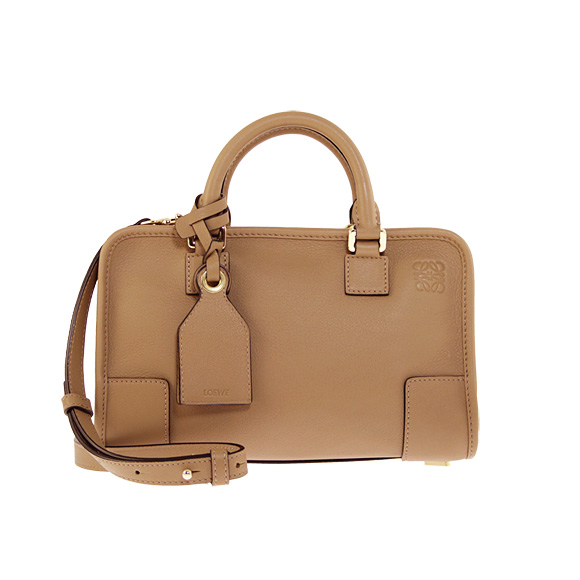 Loewe LOEWE bag AMAZONA Amazona ladies 2-WAY handbag AMAZONA 23 BAG mink Brown 352 30 N71 2270 MINK