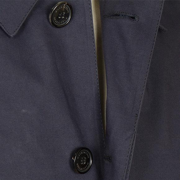 매킨토시 MACKINTOSH 맨즈 싱글 코트 네이비 GR-002 D GTS 6103 D ID 05 NAVY