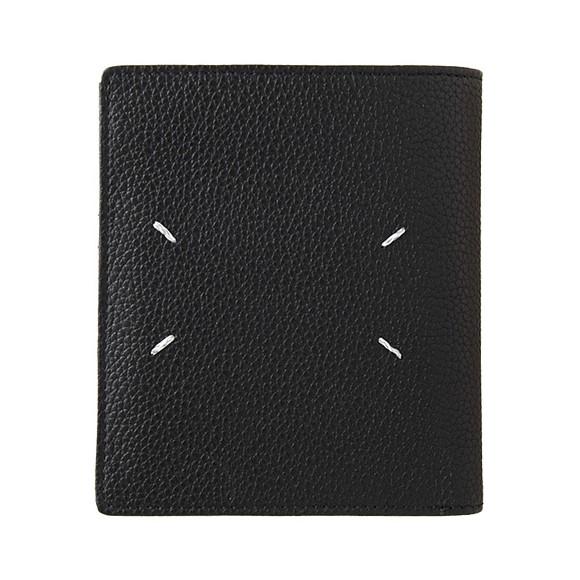 メゾンマルジェラ MAISON MARGIELA 財布 メンズ 二つ折り財布 ブラック 黒 S35UI0437 P0396 T8013 BLACK