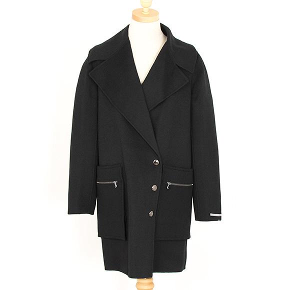 マックスマーラ SPORTMAX CODE レディース コート ブラック 黒 ORIANA 70860176 005 BLACK