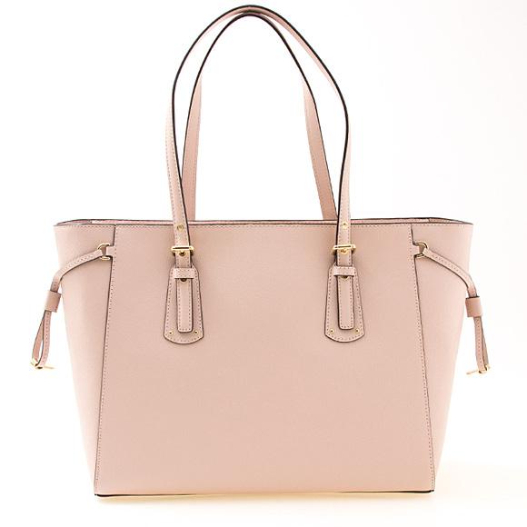 Michael Kors MICHAEL KORS bag lady tote bag software pink VOYAGER MD MF TZ TOTE 30H7GV6T8L 187 SOFT PINK