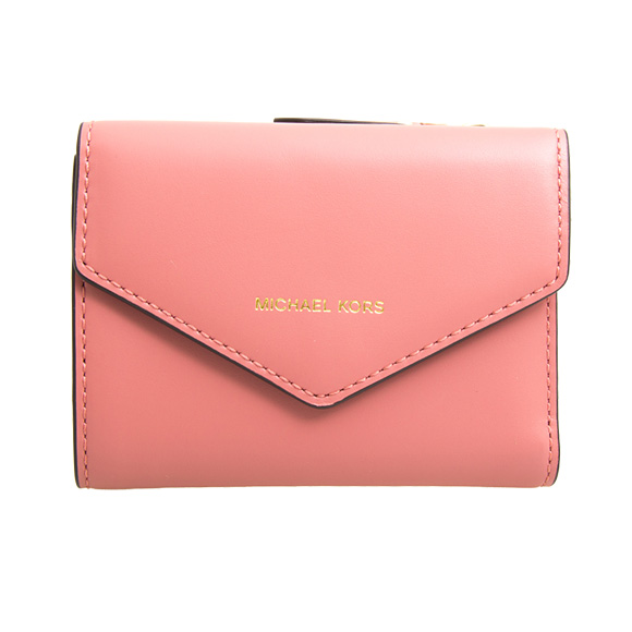 888a36395c3a Three Michael Kors MICHAEL KORS wallet Lady s fold wallet BLAKELY SM CARD  WALLET  break Lee small card wallet  Rose 32T8TZLD5L 622 ROSE