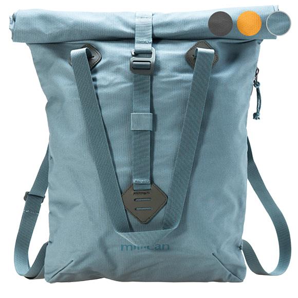 b33b668c7d Millikan MILLICAN bag 2WAY tote bag   backpack turn blue A4 TINSLEY THE  TOTE PACK 14L M018TA TARN