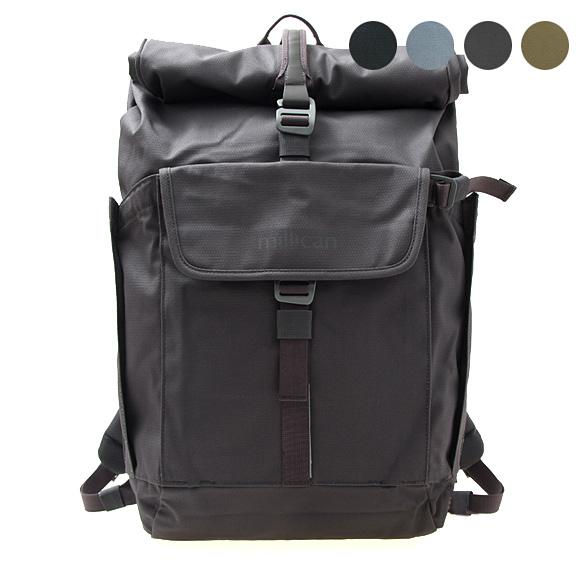 ミリカン MILLICAN バッグ バックパック SMITH ROLL PACK 25L M011 [全2色]【A4】【英国】