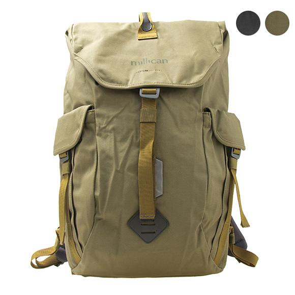 ミリカン MILLICAN バッグ バックパック THE MARVERICK COLLECTION FRASER RUCKSACK 25L M013 [全2色]【A4】【英国】【レイングッズ】
