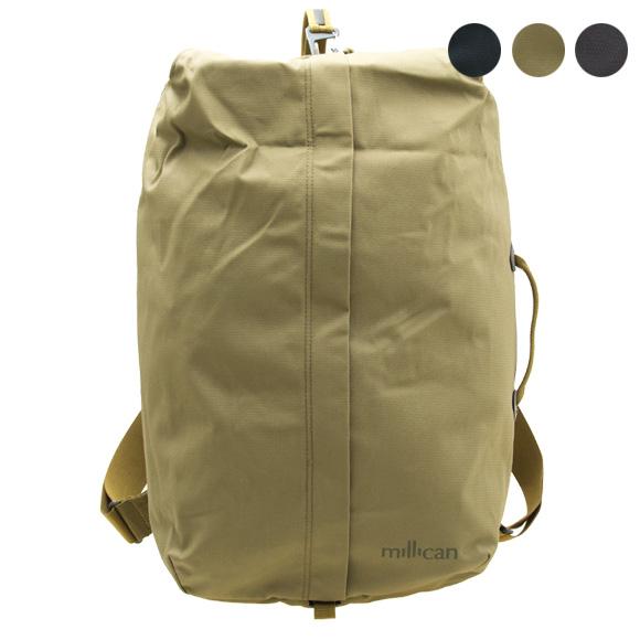 ミリカン MILLICAN バッグ バックパック MILES DUFFLE BAG 40L M220 [全2色]【A4】【英国】【レイングッズ】