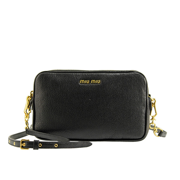 Miu Miu Clutch Black