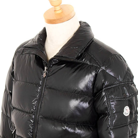 MONCLER MONCLER mens down jackets MAYA [Maya] black 40366.05 68950 999 BLACK