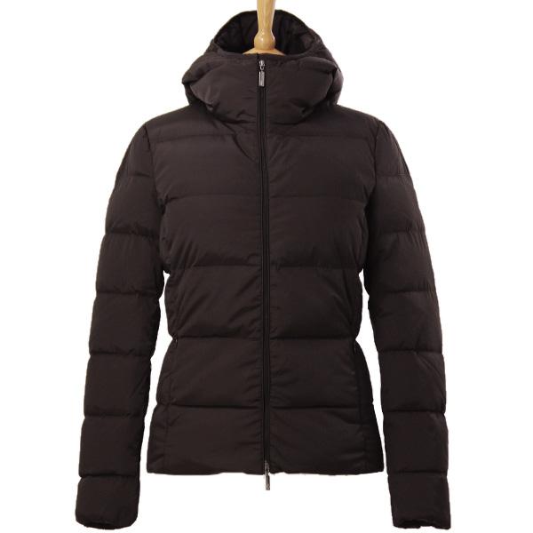 MONCLER MONCLER Womens down jackets ARUM [Ulm] dark brown 4595000 53130 243 DARK BROWN MONCLER MNK reeru MONCLER - Le