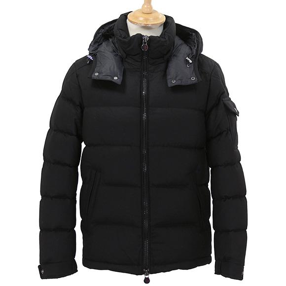 モンクレール MONCLER メンズ ダウンジャケット MONTGENEVRE [モンジュネーブル] ブラック 黒 40338.05 54272 999 BLACK