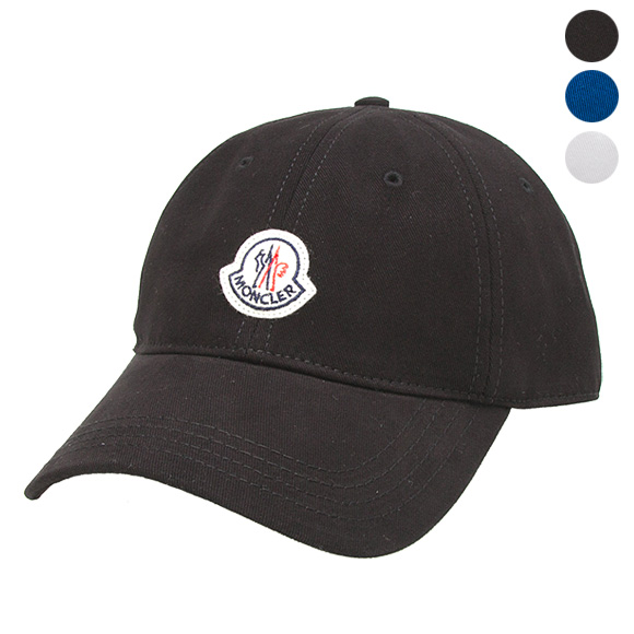 モンクレール MONCLER メンズ キャップ CAP 00209.00 0209C [全2色]