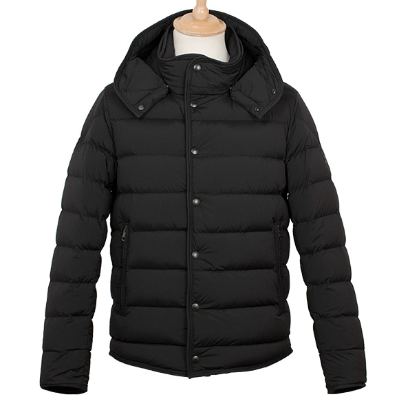 MONCLER MONCLER men's down jacket NAZAIRE black 4184795 53132 999 BLACK