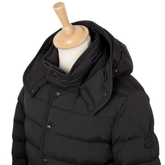 몽크 레일 MONCLER 남성 다운 재킷 NAZAIRE 블랙 4184795 53132 999 BLACK